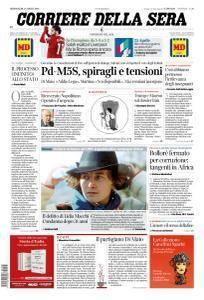 Corriere della Sera - 25 Aprile 2018