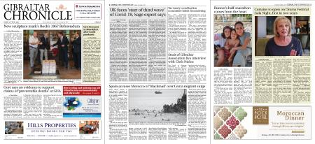 Gibraltar Chronicle – 21 May 2021
