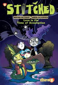 Papercutz-Stitched No 02 Love In The Time Of Assumption 2021 Hybrid Comic eBook