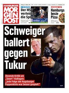 Hamburger Morgenpost – 22. Oktober 2019