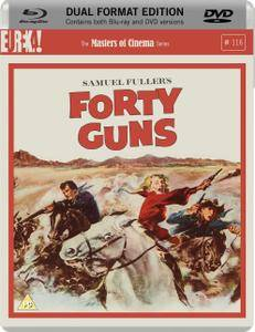 Forty Guns (1957) [w/Commentary]