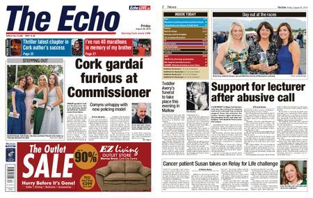 Evening Echo – August 23, 2019