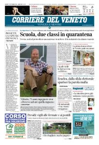 Corriere del Veneto Venezia e Mestre – 17 settembre 2020