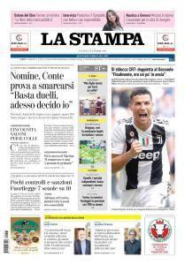 La Stampa Imperia e Sanremo - 17 Settembre 2018
