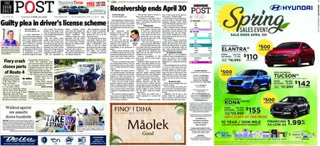 The Guam Daily Post – April 25, 2019