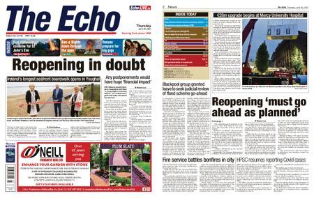 Evening Echo – June 24, 2021