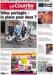 Le Courrier de l'Ouest Angers - 18 mai 2018