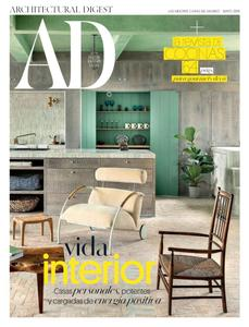 AD Architectural Digest España - mayo 2019