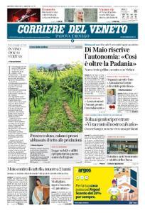 Corriere del Veneto Padova e Rovigo – 30 luglio 2019