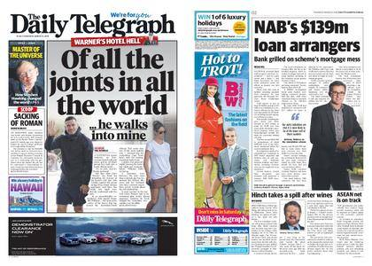 The Daily Telegraph (Sydney) – March 15, 2018