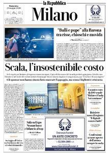 la Repubblica Milano - 24 Maggio 2020