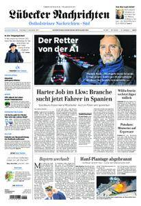 Lübecker Nachrichten Ostholstein Süd - 05. Dezember 2017