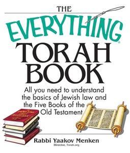 «The Everything Torah Book» by Yaakov Menken