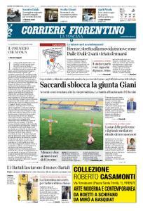 Corriere Fiorentino La Toscana – 22 ottobre 2020