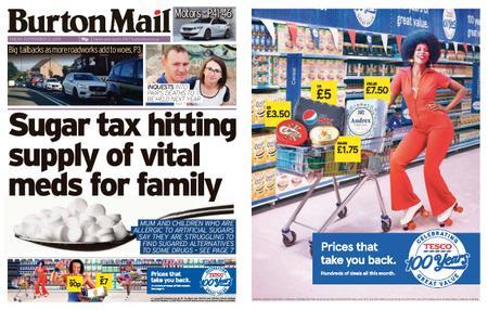 Burton Mail – September 13, 2019