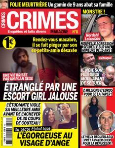 Crimes Magazine – décembre 2019
