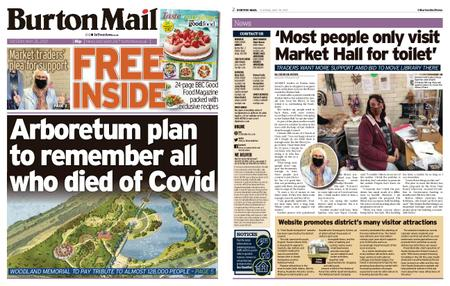 Burton Mail – May 25, 2021