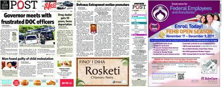 The Guam Daily Post – November 13, 2019