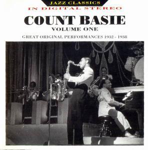 Count Basie - Volume One: Great Original Performances 1932-1938 (1992)