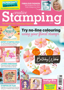Creative Stamping - February 2020