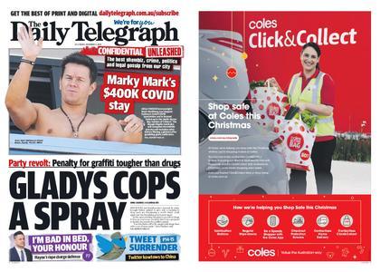 The Daily Telegraph (Sydney) – December 04, 2020