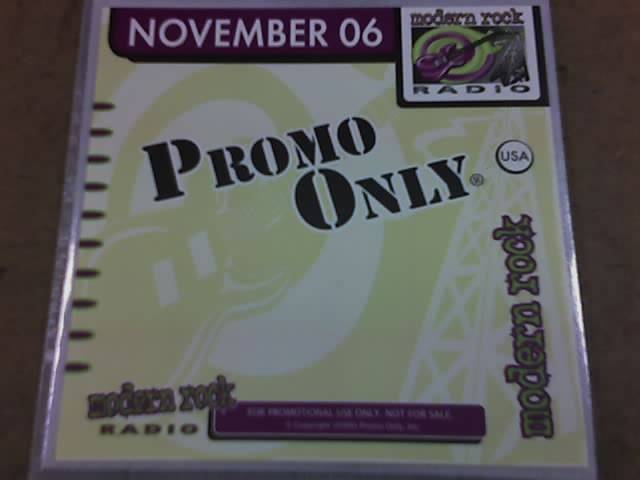 VA - Promo Only Modern Rock November (2006)