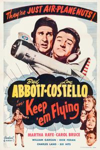 Abbott and Costello - Keep 'Em Flying (1941)