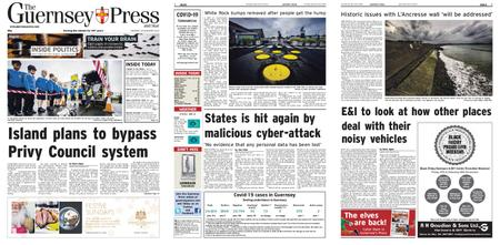 The Guernsey Press – 26 November 2020