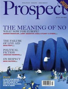Prospect Magazine - July 2005