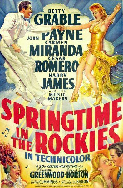 Springtime in the Rockies (1942)