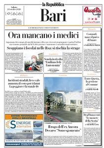 la Repubblica Bari - 24 Ottobre 2020