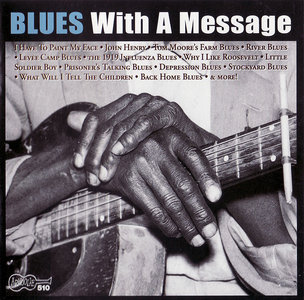 VA - Blues With A Message (2005)