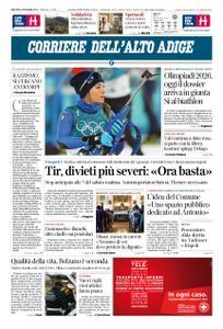 Corriere dell'Alto Adige – 18 dicembre 2018