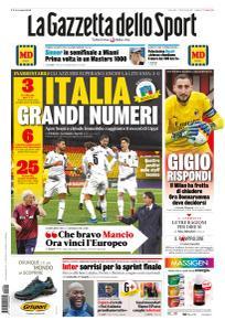 La Gazzetta dello Sport Nazionale - 1 Aprile 2021
