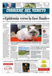 Corriere del Veneto Padova e Rovigo – 16 aprile 2020