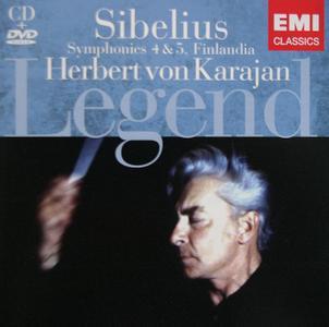 Jean Sibelius by Herbert von Karajan