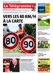 Le Télégramme Ouest Cornouaille – 17 mai 2019