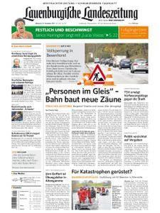 Lauenburgische Landeszeitung - 15. November 2017
