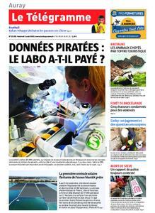 Le Télégramme Auray – 02 août 2019