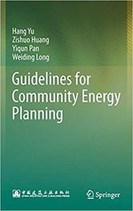 Guidelines for Community Energy Planning