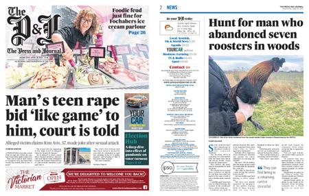 The Press and Journal Moray – April 28, 2021
