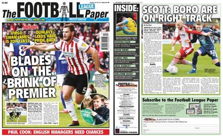 The Football League Paper – April 28, 2019
