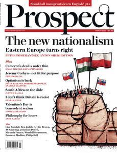 Prospect Magazine - March 2016