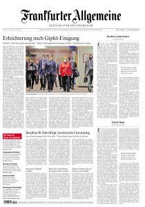 Frankfurter Allgemeine Zeitung - 22 Juli 2020