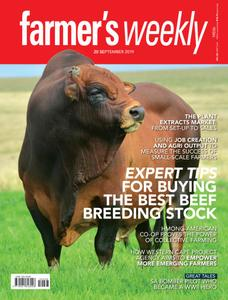 Farmer's Weekly - 20 September 2019