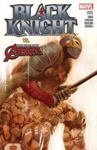 Black Knight 002 2016 digital