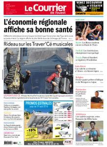 Le Courrier de l'Ouest Angers – 08 juillet 2019