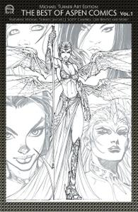 Michael Turner Art Edition-The Best of Aspen Comics 001 2020 Digital