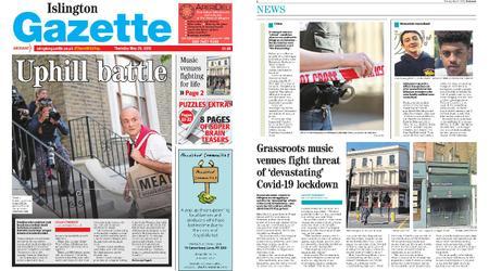 Islington Gazette – May 28, 2020