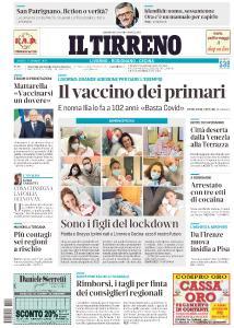 Il Tirreno Livorno - 2 Gennaio 2021